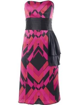Monsoon Daniella Print Dress